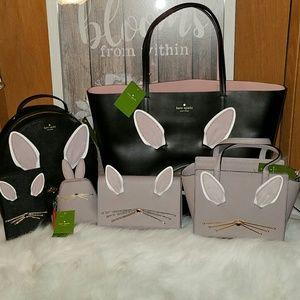 Kate Spade Bags Bunny Rabbit Collection Poshmark